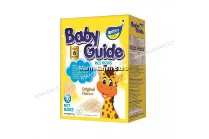 Tenten Baby Guide Rice Rusks 36g for 6m+