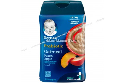 Gerber Cereal 227g For 6 Months And Above