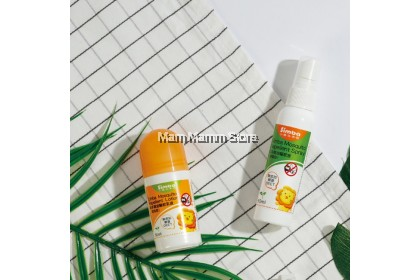 Simba Natural Mosquito Repellent Spray 60ml / Lotion 50ml