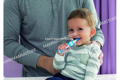 MAM Oral Care Rabbit / Toothbrush For 0/3/5/6 Months And Above