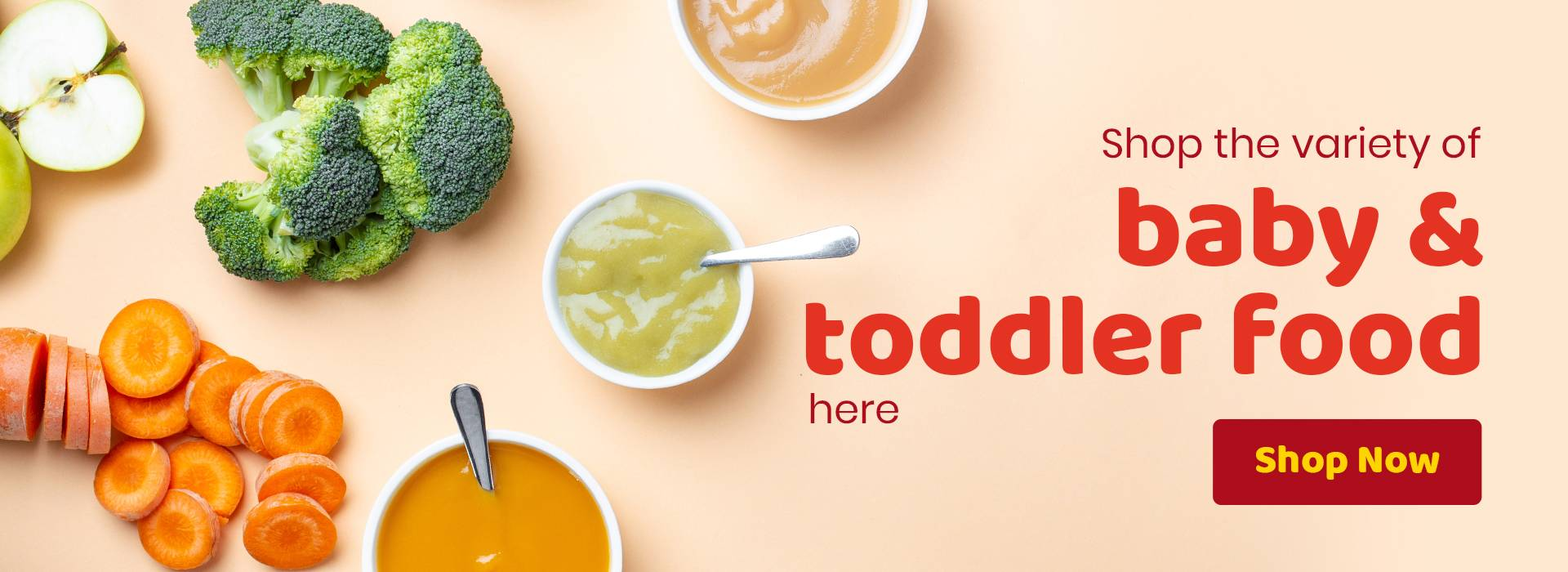 HOMEPAGE BANNER-BABY AND TODDLER FOOD